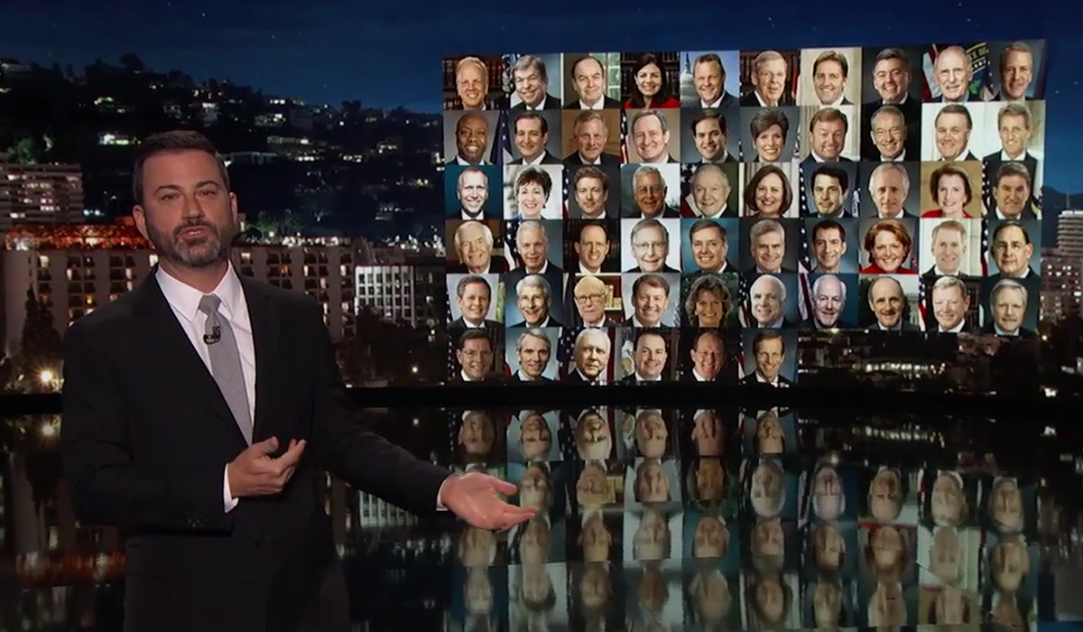 Jimmy making it easy for us to know which members of congress are helping to fund mass shootings for their own financial gain. Follow the Money.What will you  do  with this information?