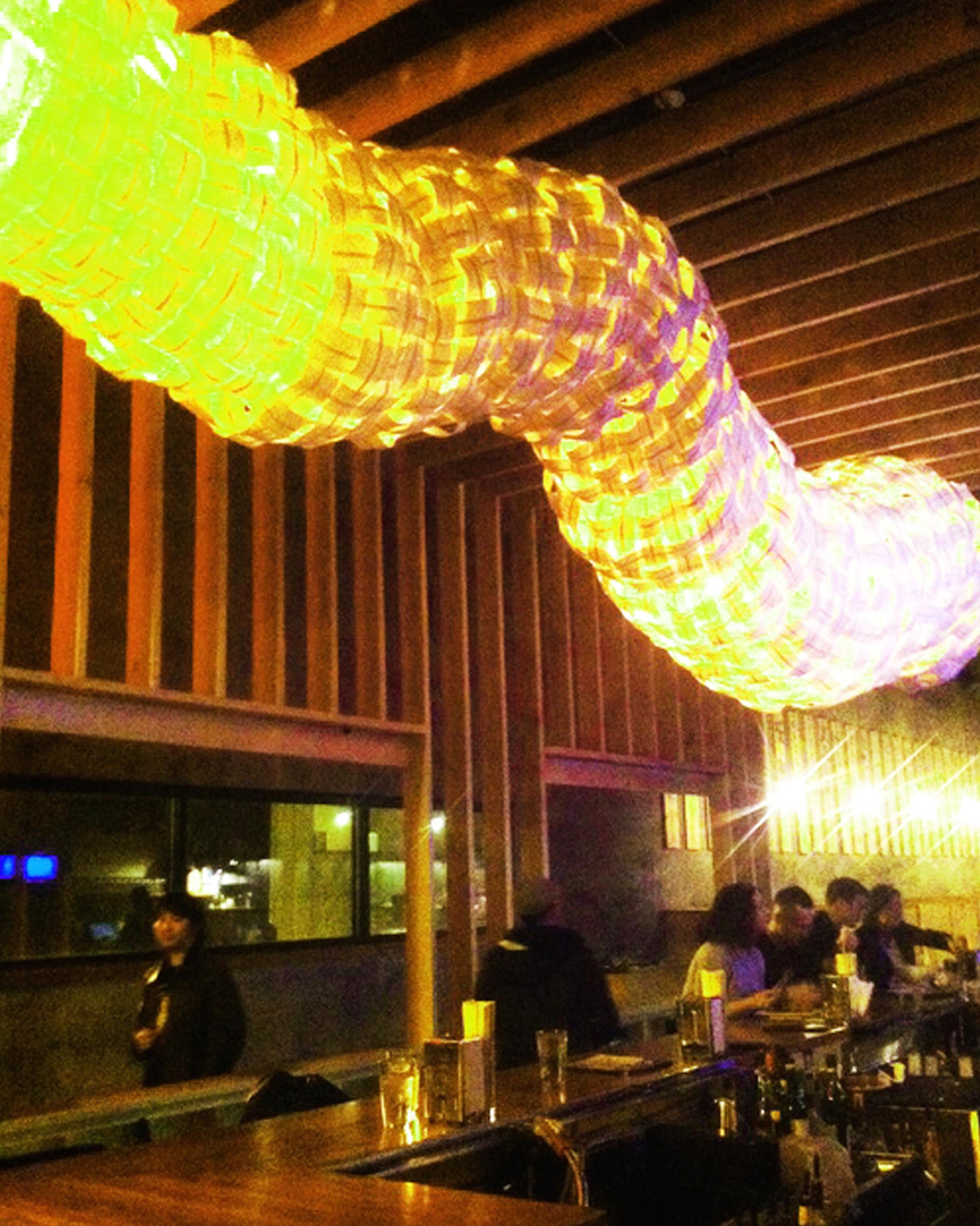 """""""Uzume"""" Kushibar Restaurant, Seattle."""