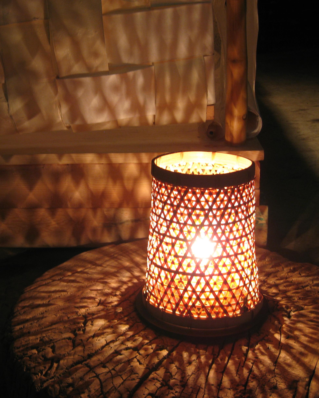 """Bamboo Light"""