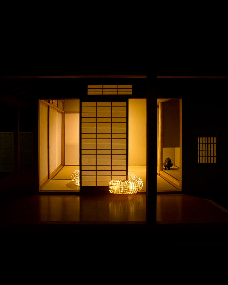 """Nagamono"" for Chashitsu Project 2018  ©  2018 AKIKO MASKER Photographer : Thomas Krueger"