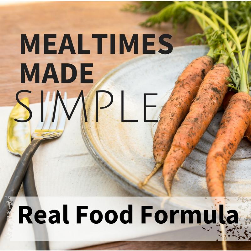 Real Food Formula