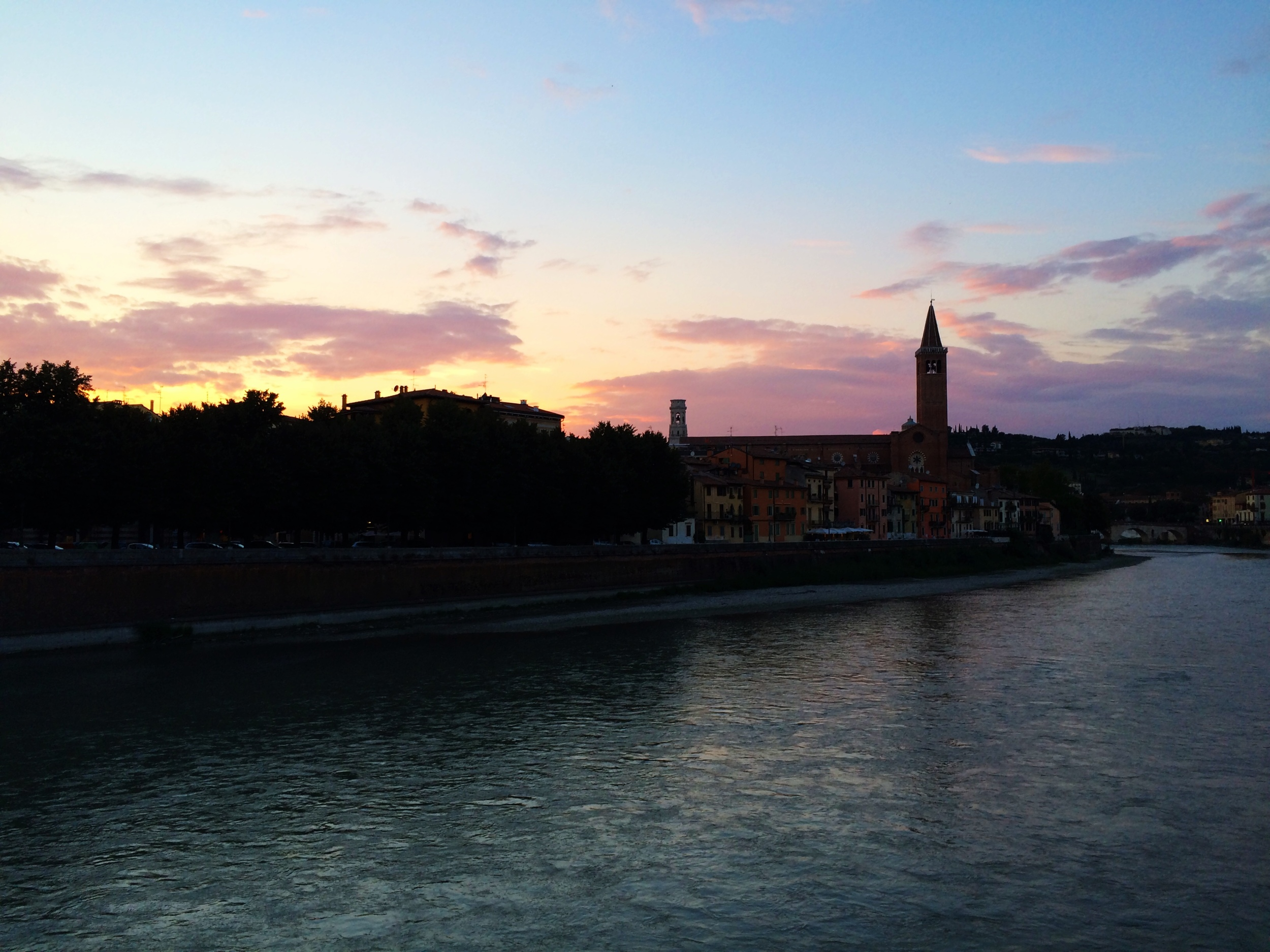 There is no world without Verona...