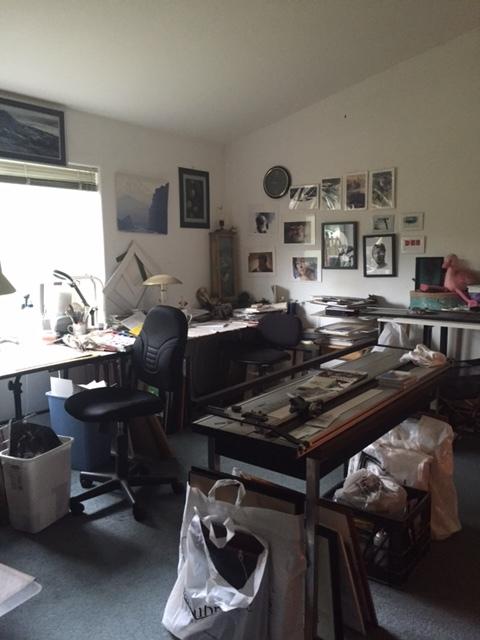 Lynnea Mattson My art room