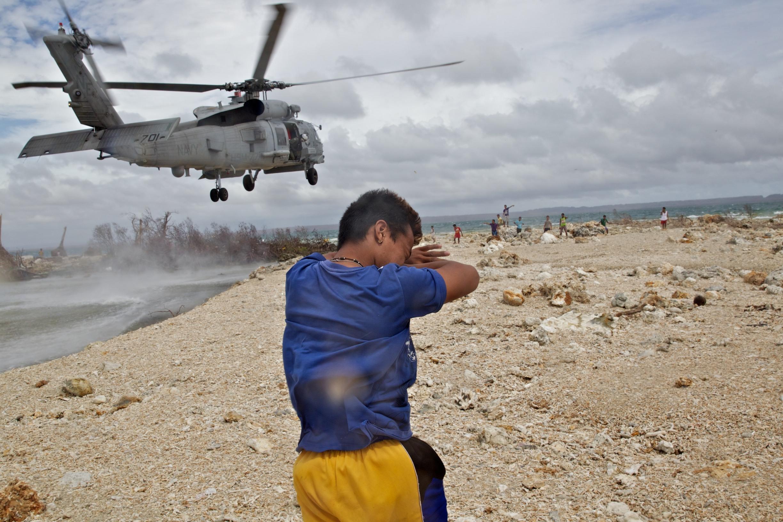 Tacloban Cyclon Yolanda