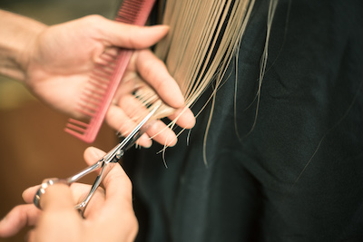 HAIRCUTS & STYLING   Haircut  - Women: $85 - $110  Men: $65 - $85   Bang / Neck Trim  - $15   Blowout  - from $50   Updo  - from $125