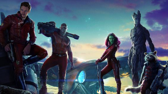 #11 Guardians of the Galaxy