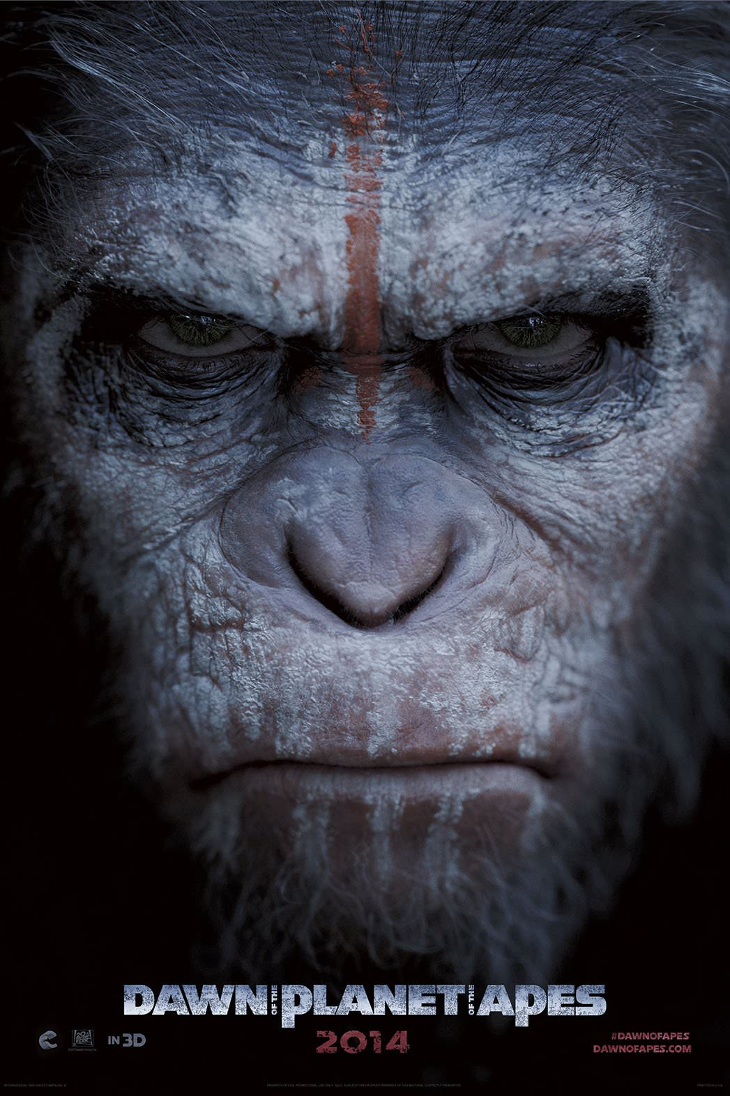 #6 Dawn of the Planet of the Apes
