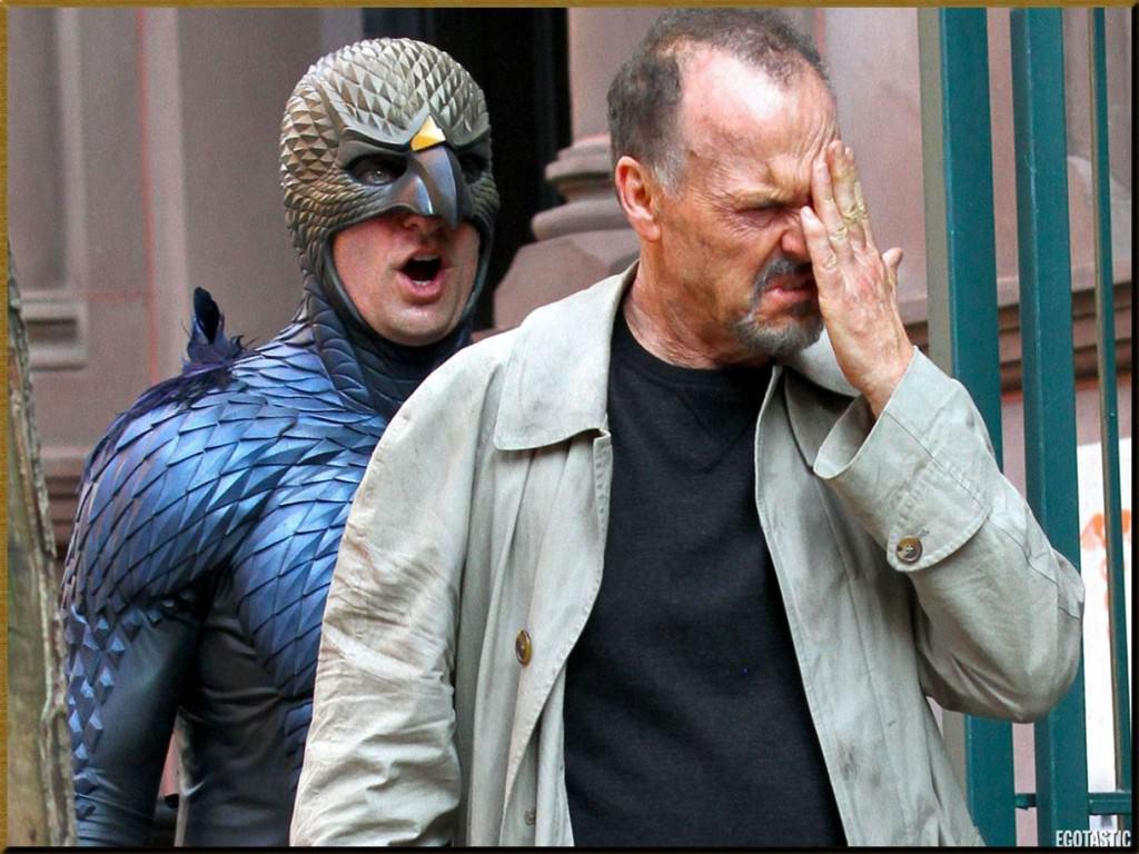 #1 Birdman