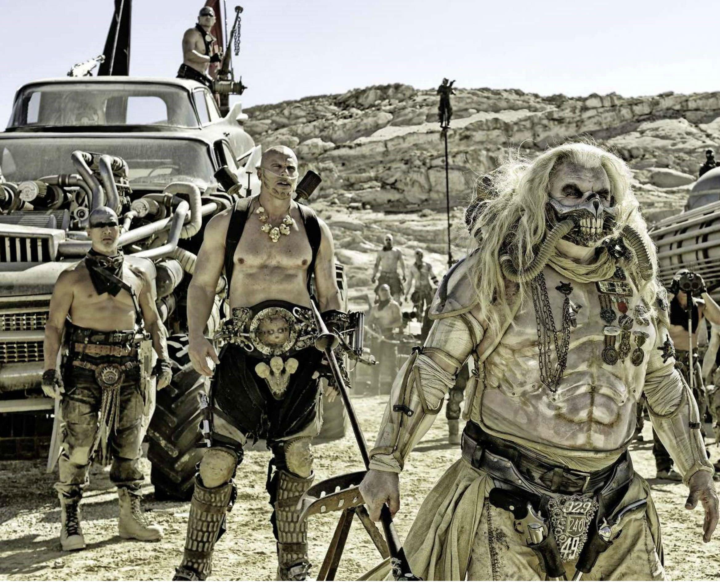 Fury Road villains