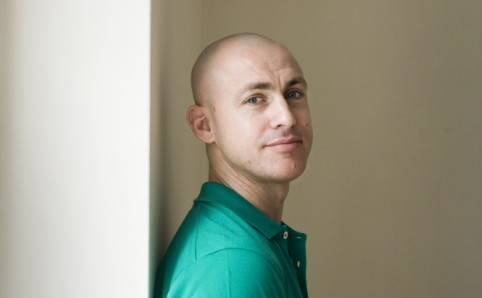 Andy Puddicombe, voice and creator of Headspace