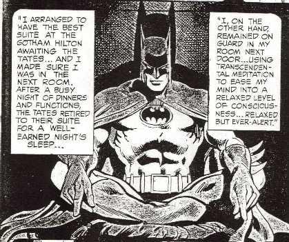 If Batman meditates, you should probably meditate.