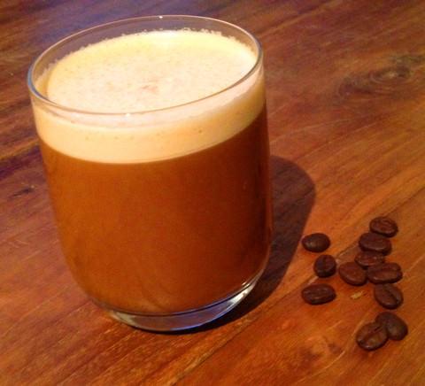 Coffee + Healthy Fats aka Bulletproof Coffee