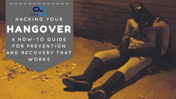 Hacking Your Hangover Cover Photo