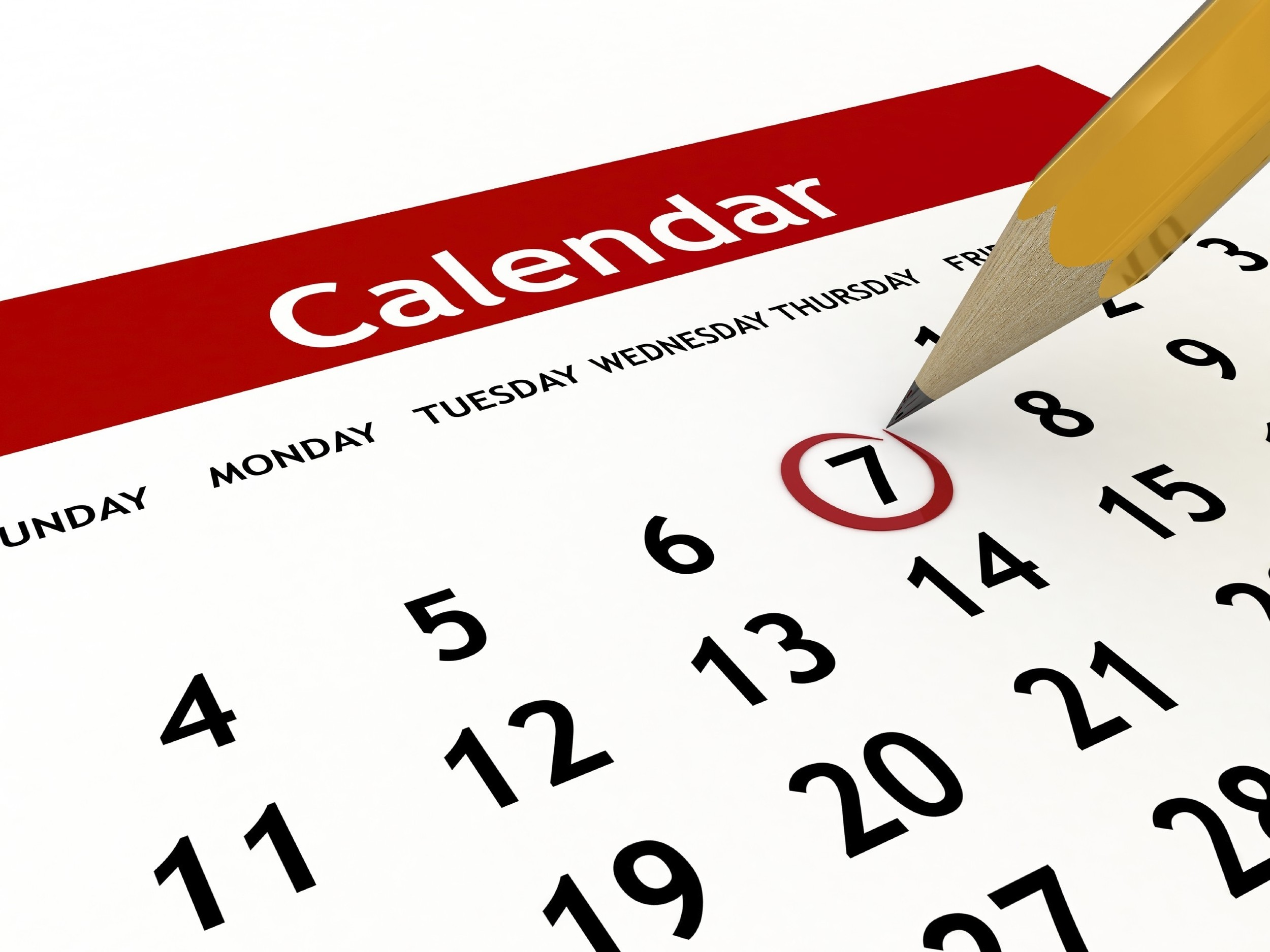 Calendar is Life