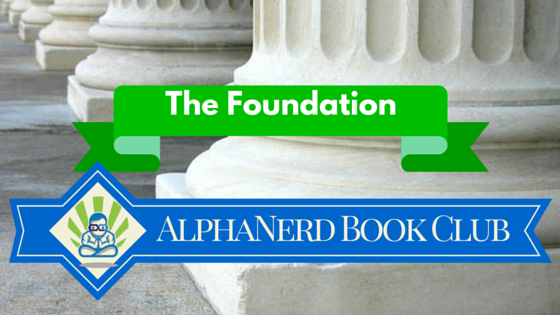 AlphaNerd Book Club Foundation