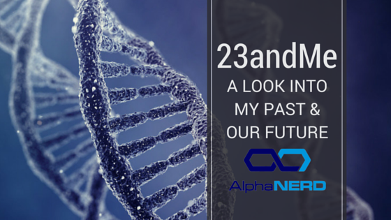 23andMe Cover