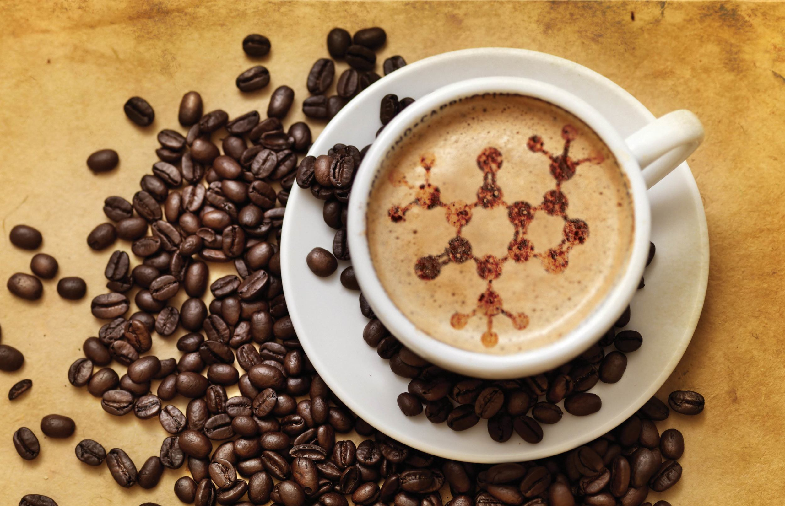 Caffeine: my drug of choice
