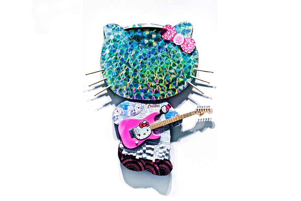 Beau Dunn - Music Hello Kitty Sculpture.jpg