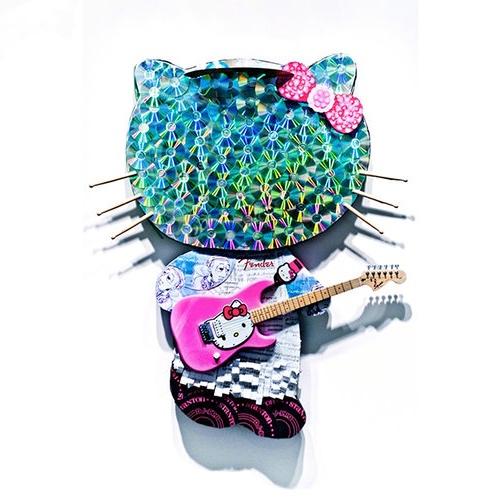 Beau Dunn Music Hello Kitty Sculpture