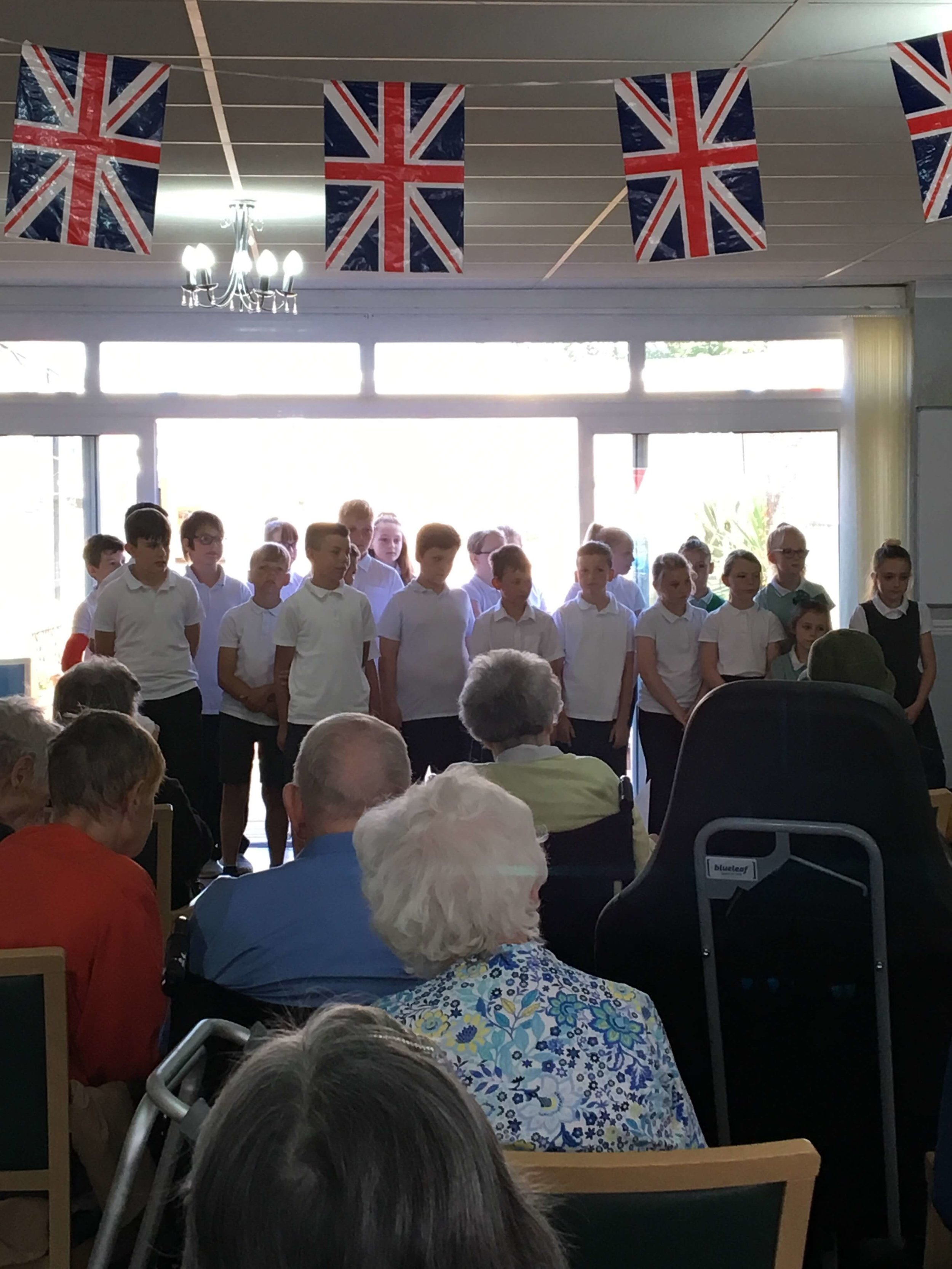 sing off at spring field open day.jpg