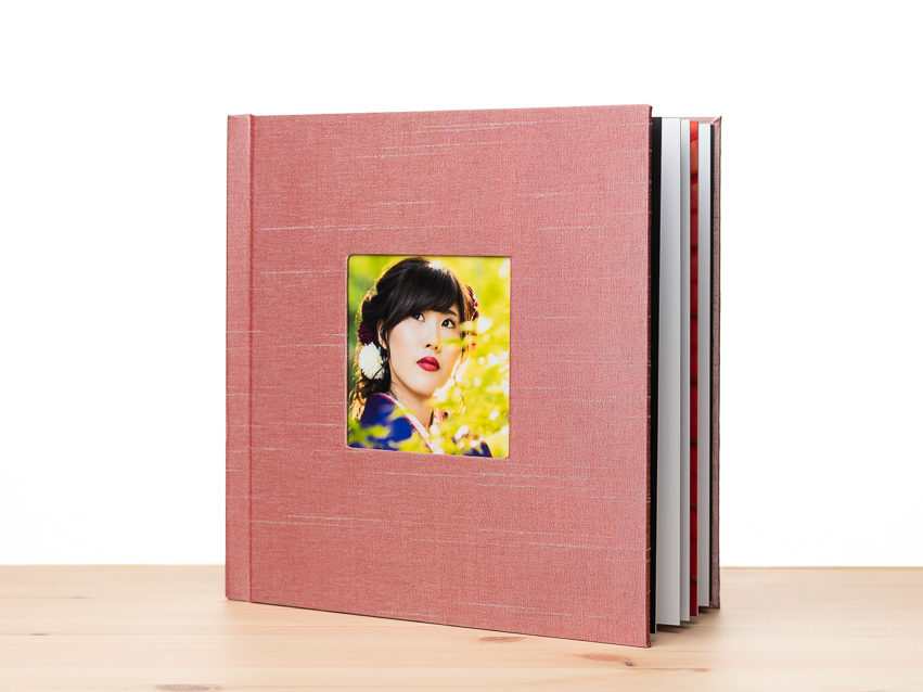 スタンダードコース     128,000円 - (10ページのスタンダードアルバムその他特典含む)