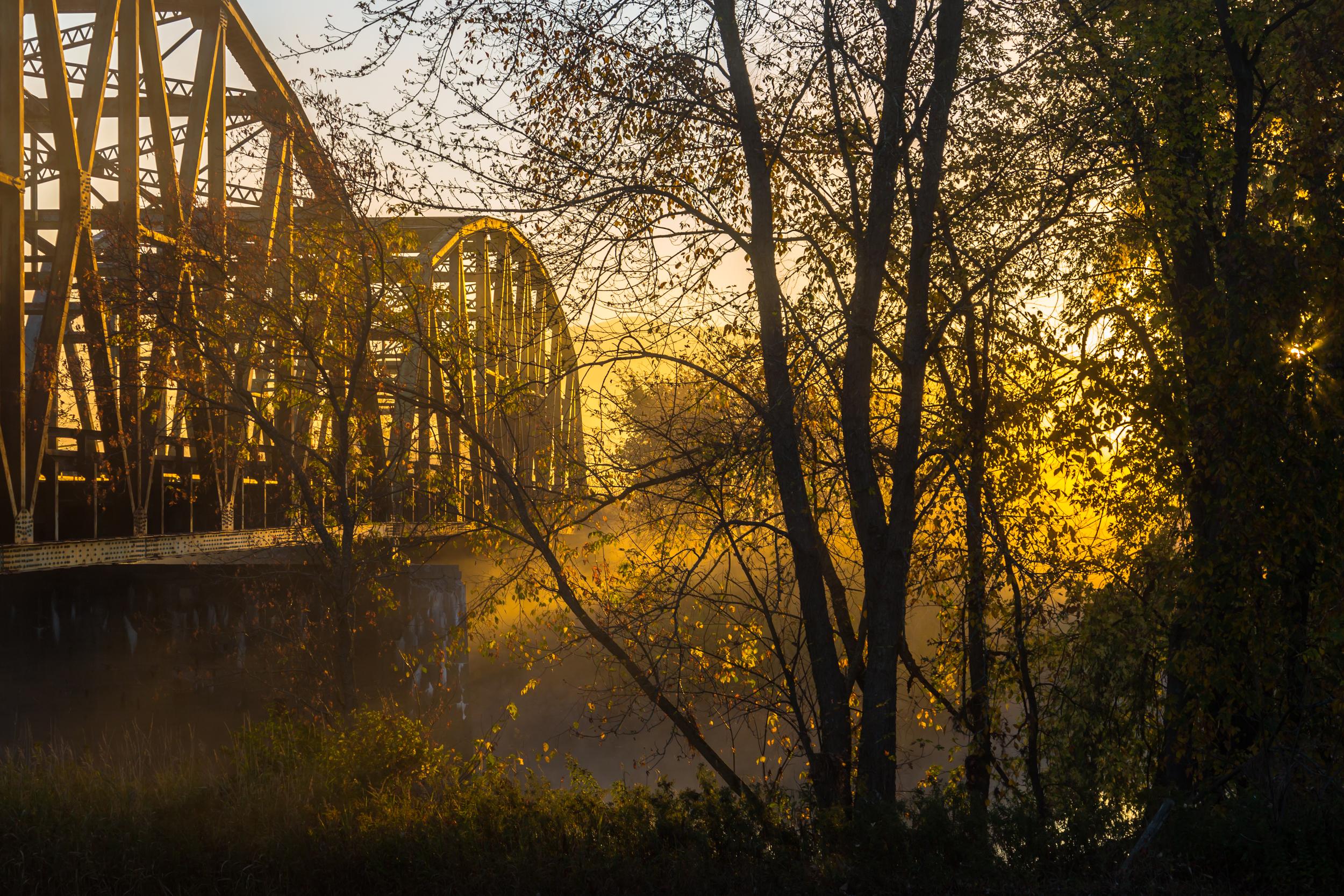 Steel bridge in dissapating morning fog.jpg