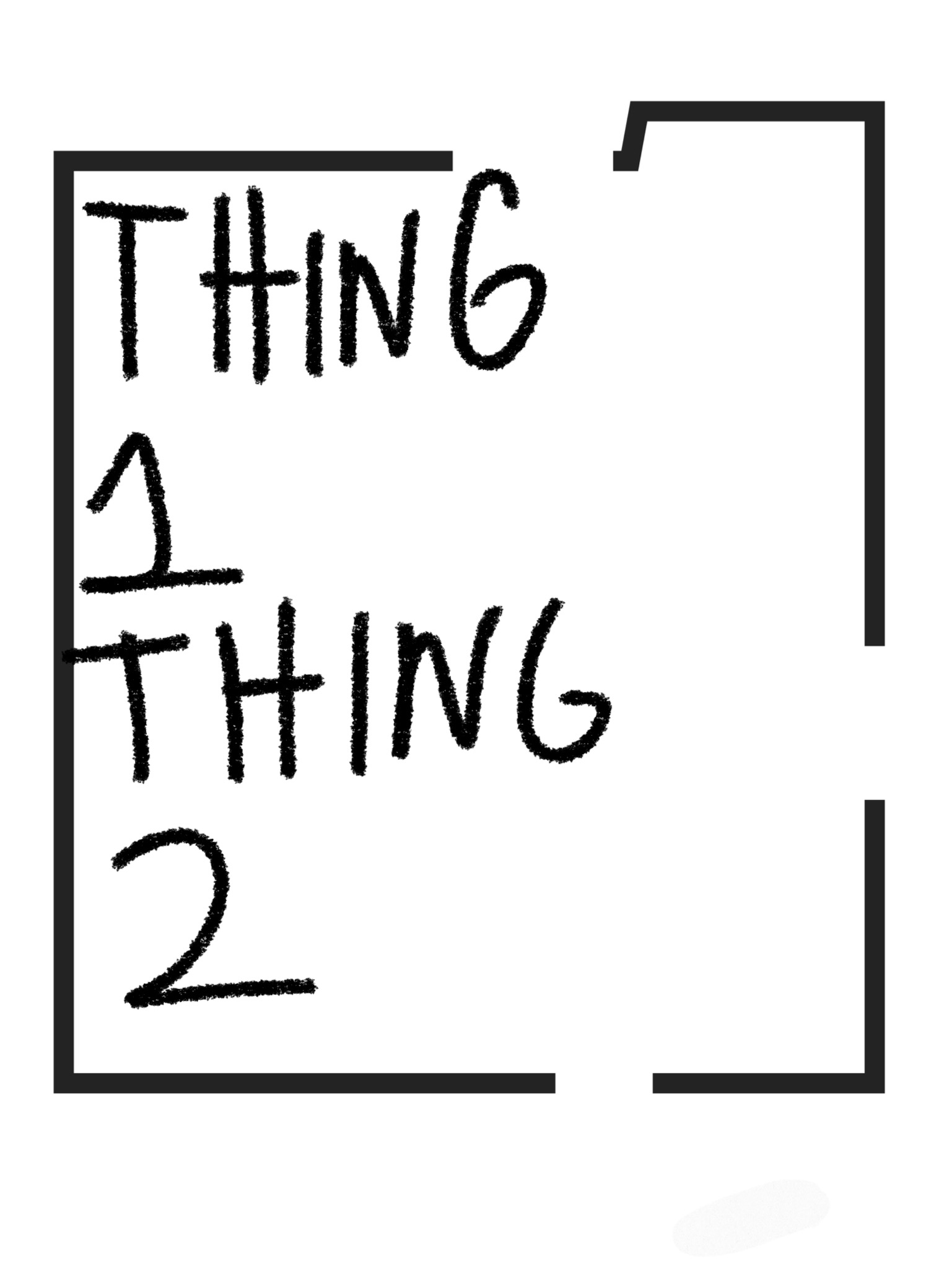 Thing 1, Thing 2     Josep Maynou   Opening November 17, 19-22  Finissage November 25 19-22  Nov 18 – 25, 10-19h  Büro BDP, Mareschstrasse 1, 12055, Berlin  www.brokendimanche.eu  The second exhibition and book in the series  a book, a room  is by Josep Maynou. Taking the idea that a physical room and a paginated book can reflect and expand on each other as locations for storytelling, the series is logically enhanced by Maynou's inclusion. As an artist who marries narrative scenarios to everything from sculptures, installations and furniture design the book here becomes a distillation of something akin to prompt cards for the artist's own performative storytelling.  Maynou's exhibitions are full of the familiar, the functional even, the go-ahead-take-a-seat kind. For this exhibition the narrative prompts collected and collated in the book spill over and find articulation the environment the artist has created in the gallery space. One enters the space and it feels relaxed, a domestic setting: Maynou transposes the commonplaceness of a couch say, or a fridge and intersperses among them his signature brocaded Morroccan rugs, lamps he has fashioned himself, posters for possible movies yet to be made. In between are a myriad of artefacts and assembles, from ashtrays to joint holders and objets trouvé, all are full of the artist's anecdotes and tales. The space of the page as much as the gallery is home to these stories.   Josep Maynou  (born 1980 Barcelona) is a Berlin / Barcelona / Morocco based artist working in drawing, sculptural assemblage, textile, video, and performance. His multidisciplinary approach comes together as a form of contemporary storytelling that situates itself beyond the traditional art formats, often leading to installations in contexts such as TV repair shops, private apartments, abandoned spaces, laundromats or second-hand stores. He studied Fine Arts at UB (Barcelona), Facultade de Belas Artes Porto (Porto) and Middlesex University (London). His work has been shown internationally, including at University of Oxford (UK), PS122 (NYC), with Beverly's at the Material art fair (Mexico City), Bombon Projects and Fundació Antoni Tàpies (Barcelona), Le Commun( Geneve), Lehmann and Silva (Porto), Galerie Suvi Lehtinen, and Transmediale (Berlin), and recently in 'Pane per Poveri' a collaborative project that ran during the opening of the Venice Biennial (Venice, Istanbul, Athens).   The series   a book, a room  , is conceived and curated by John Holten as several solo exhibitions or interventions in our gallery space at Büro BDP, with each having an accompanying publication. The first in the series was 'like biting into sugarcane' by Simon Speiser in May 2017. The intention and aspiration is to give artists and writers the chance to place within both gallery and paginated spaces their work, and to explore the possibilities for narrative, storytelling and text within a visual, performative or otherwise physical practice; or indeed, for writers, to flip this and ask vice versa: how can writers extend literature into space?