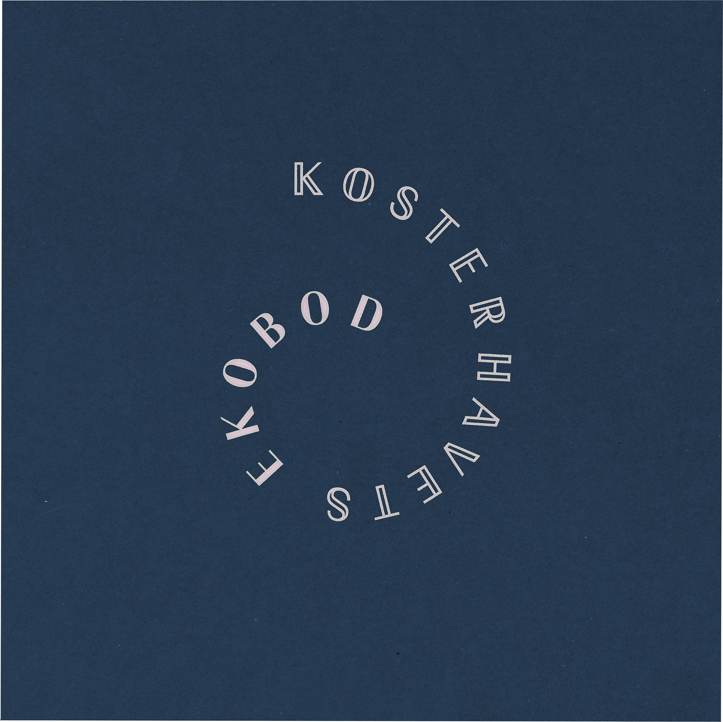 Logotype for Kosterhavets Ekobod – a restaurant on the island of Nordkoster