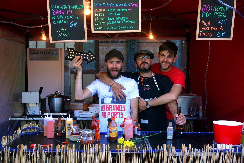 Street Food Kitchen 154