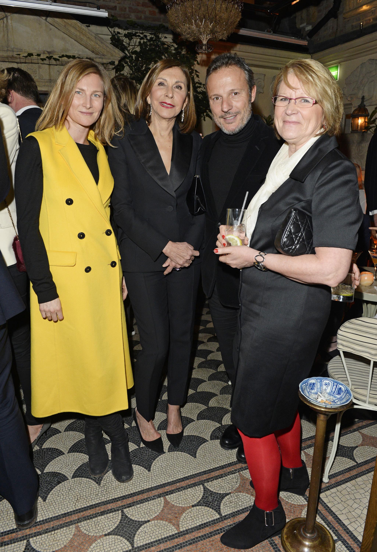 Elizabeth Von Guttman, Catherine Riviere, Olivier Bialobos, Monique Bailly 2.JPG
