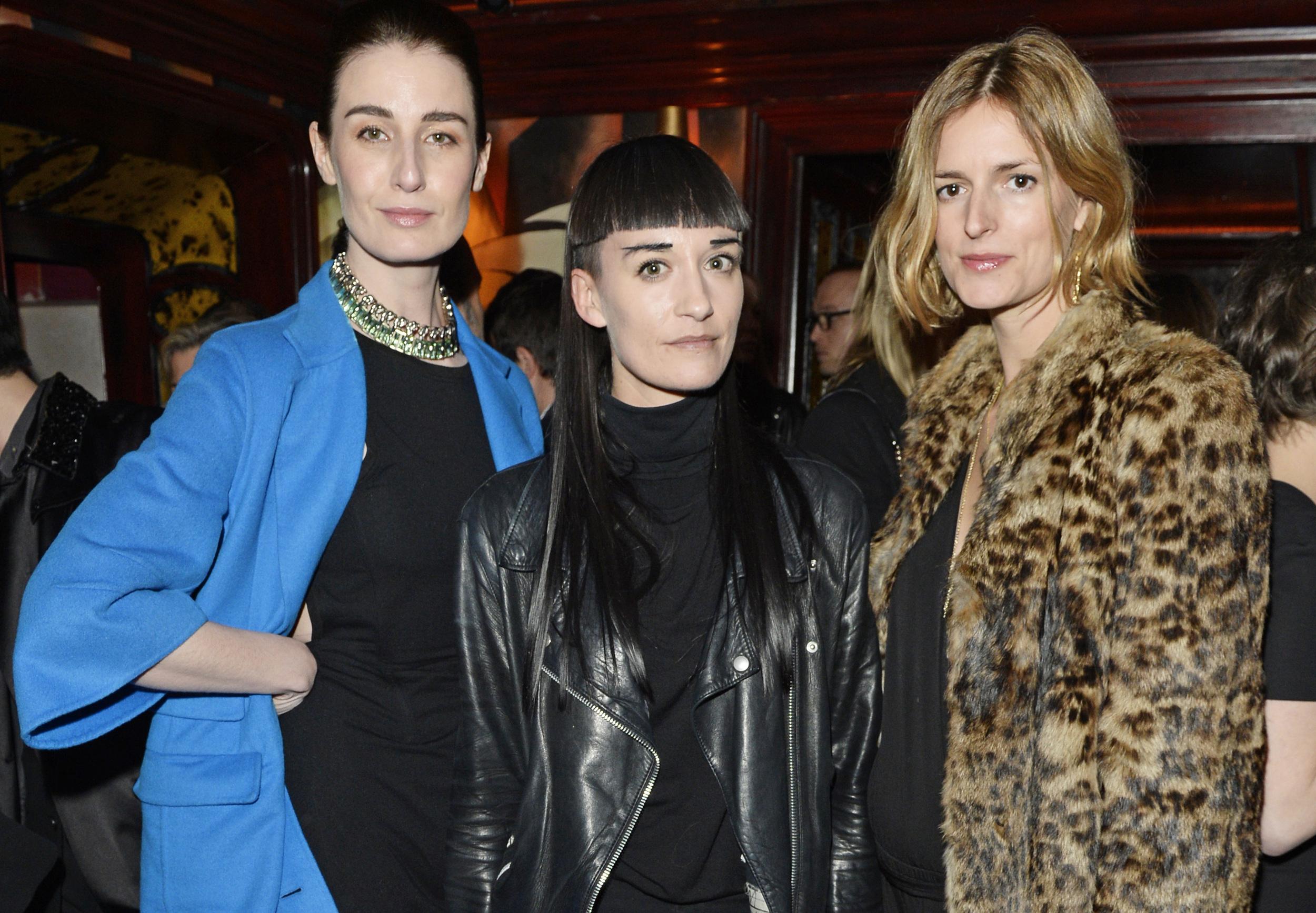 Erin O'Connor, Hannah Marshall, Jacquetta Wheeler.JPG