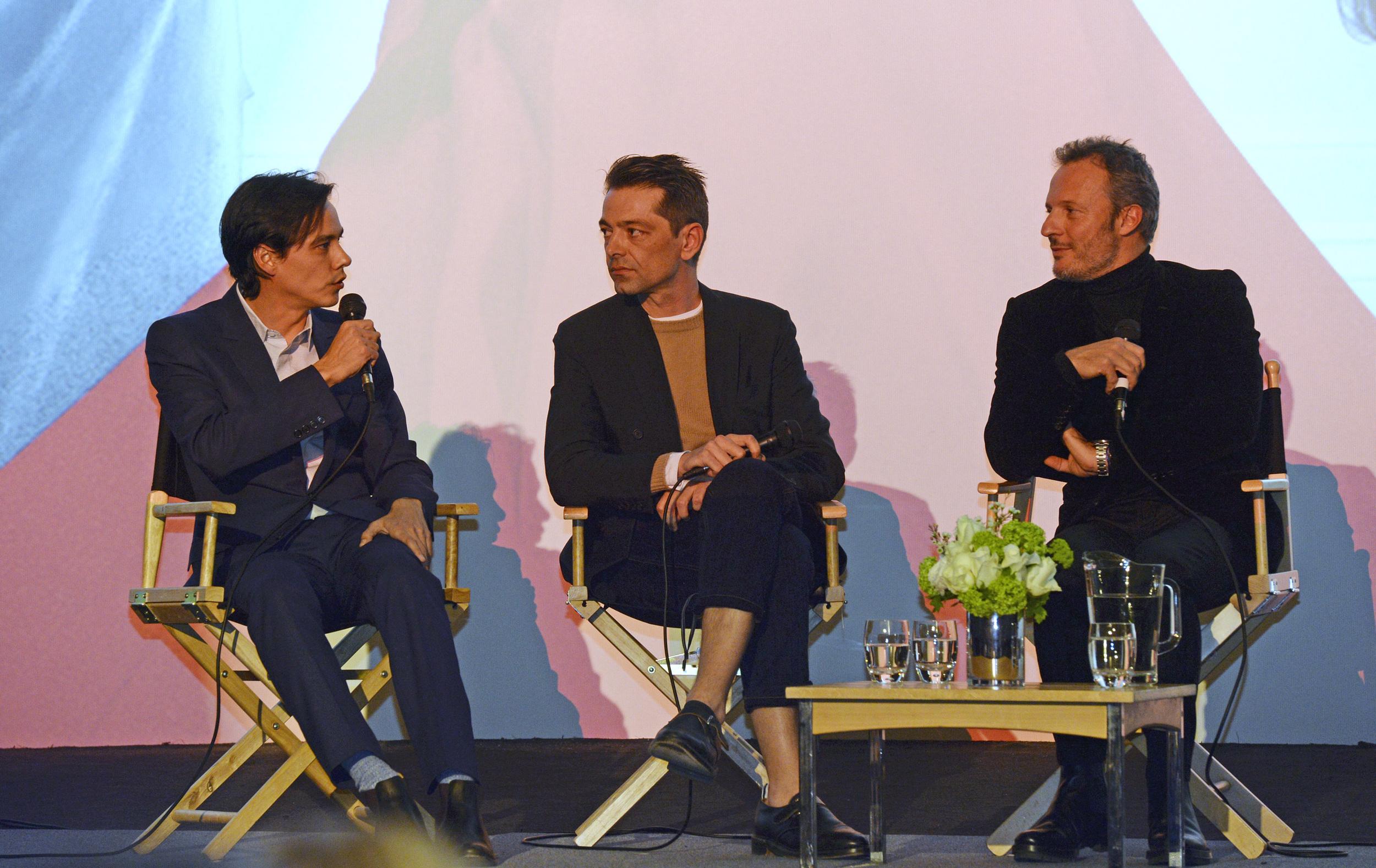 Frederic Tch, Pieter Mulier, Olivier Bialobos.JPG