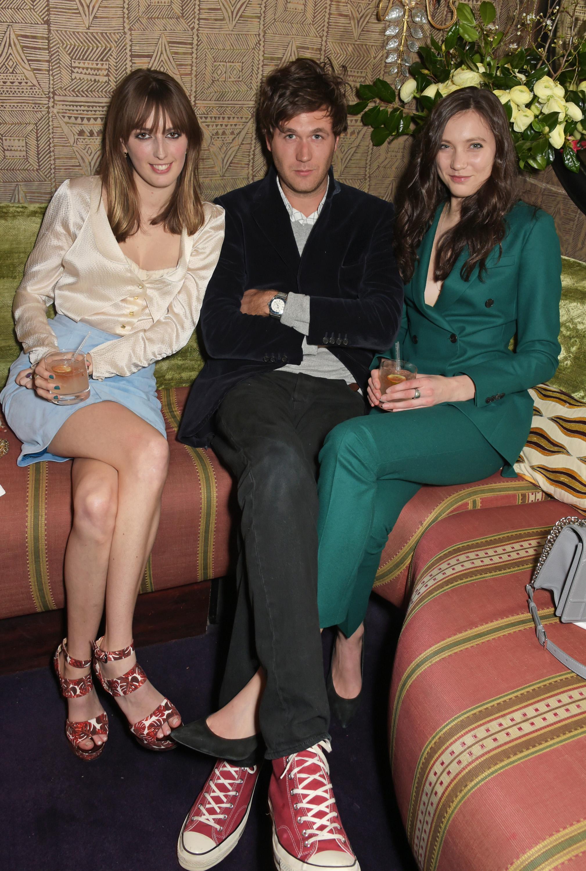 Guest, Isaac Ferry & Matilda Lowther.JPG