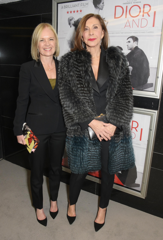 Mariella Frostrup & Catherine Riviere .JPG