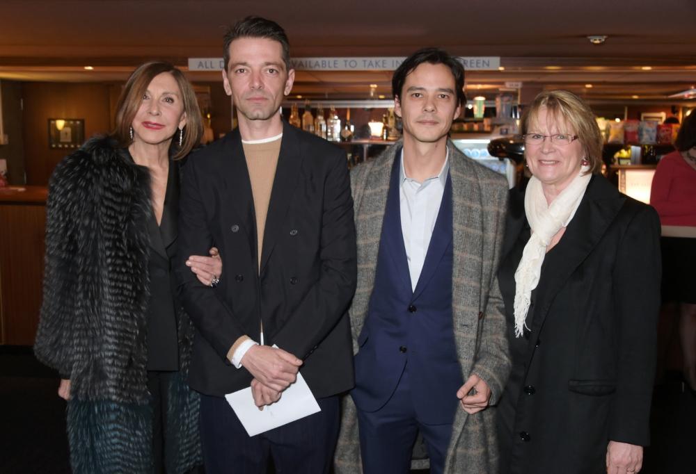 Catherine Riviere, Pieter Mulier, Frederic Tcheng & Monique Bailly.JPG
