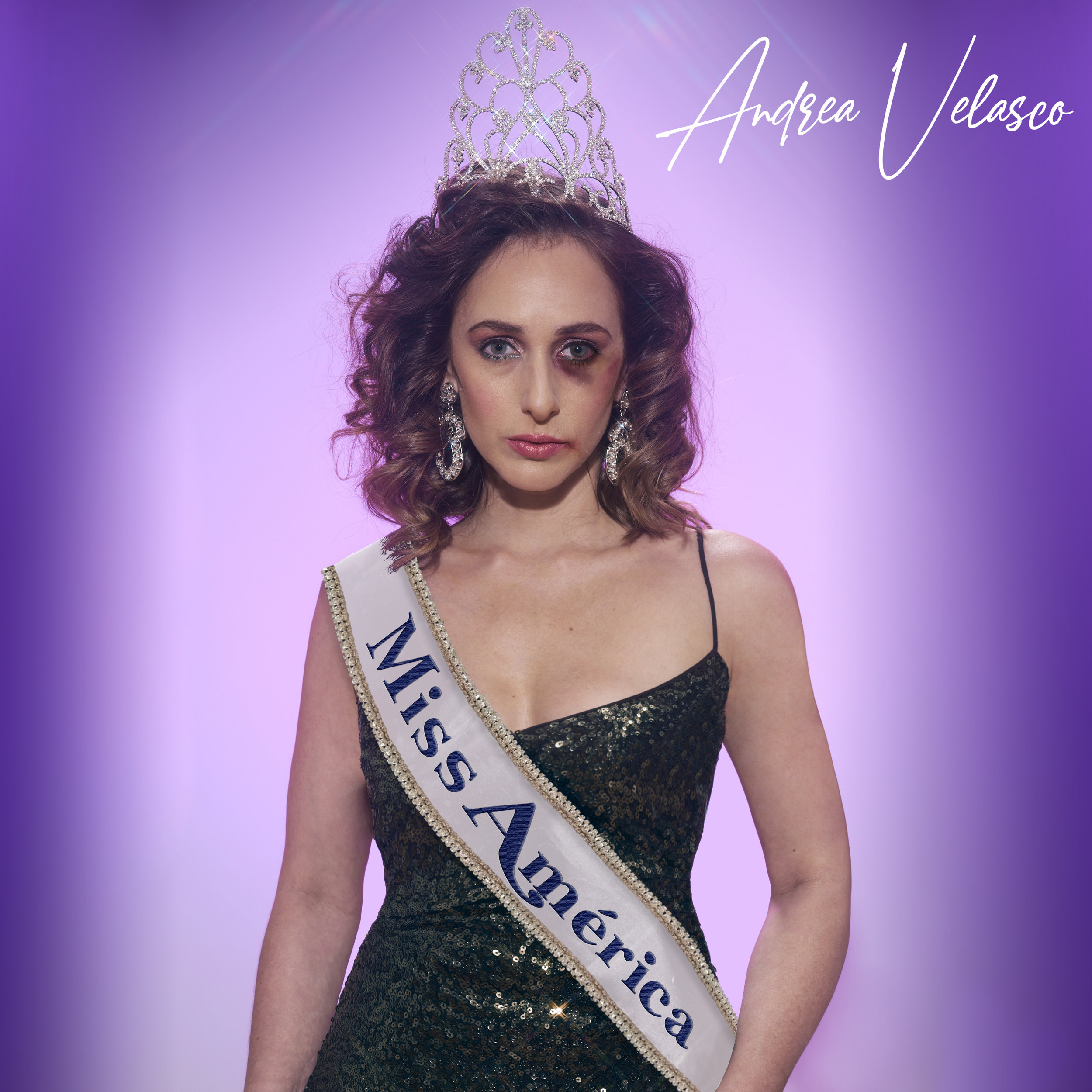 Andrea Velasco - Miss América single cover.jpg