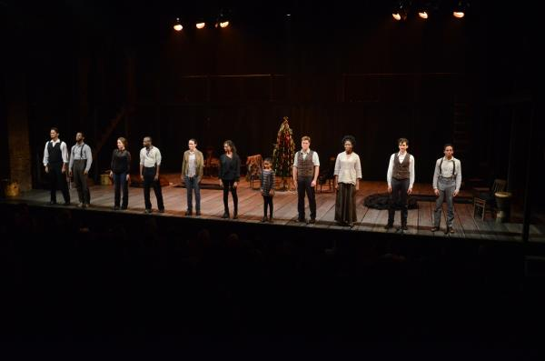 Civil War Christmas - Off-Broadway