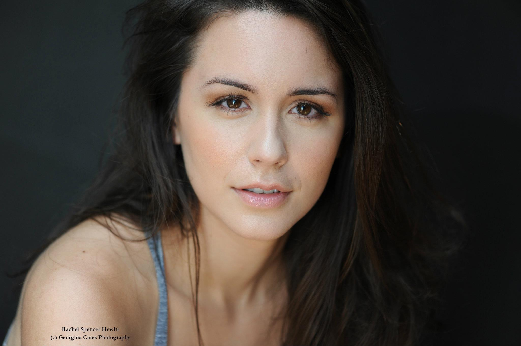 Rachel Spencer Hewitt - Headshot