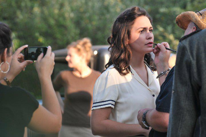 On-Set - Return to the Hiding Place