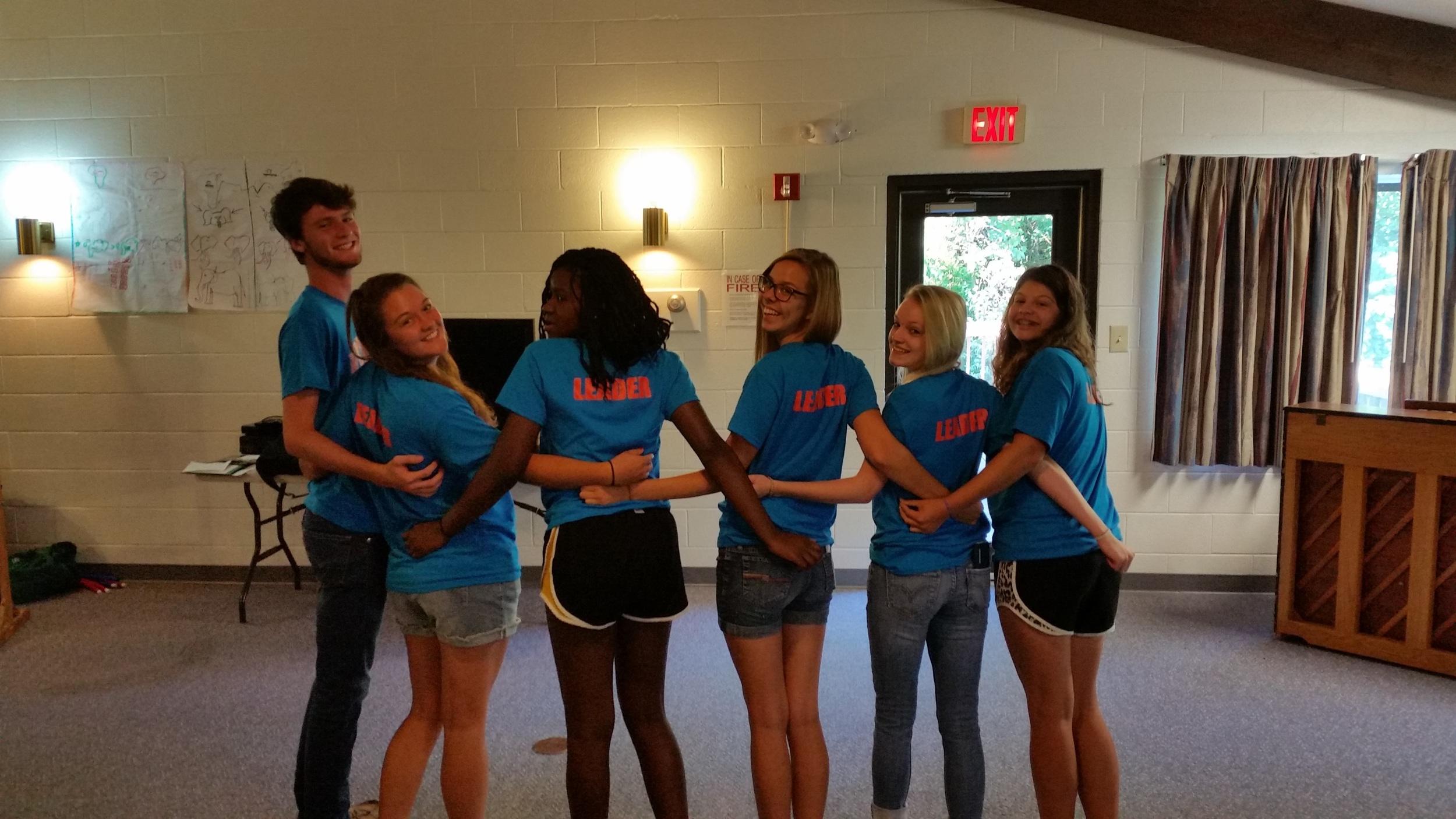 RYLA 2015's AMAZING Student Leaders