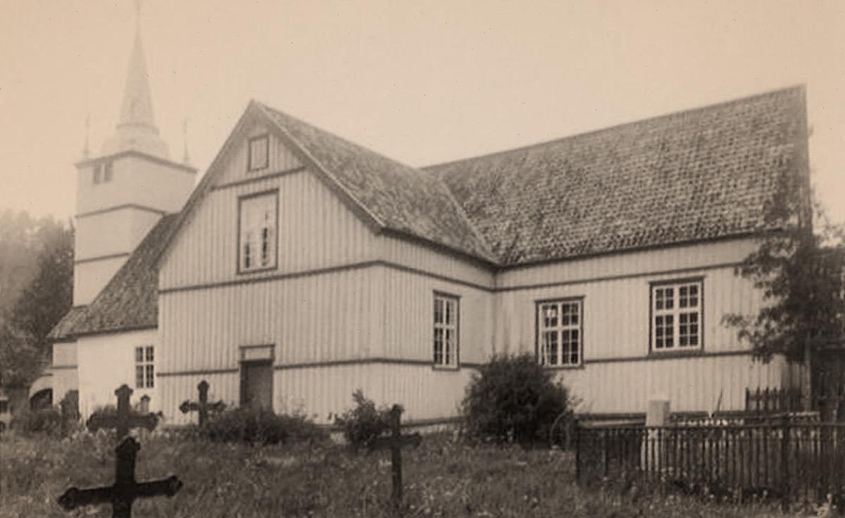 Holt kirke.