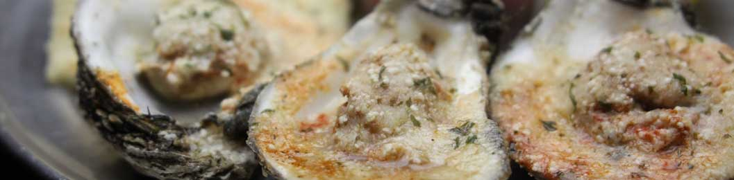 Cajun Steamed Oysters