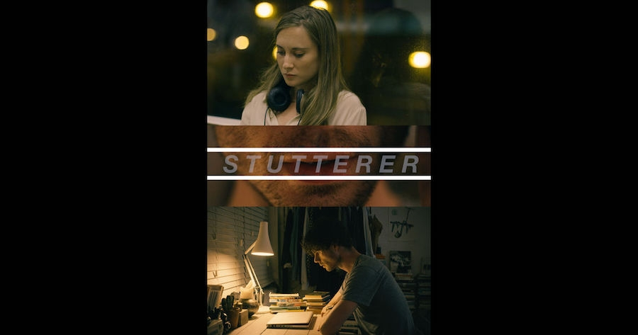 STUTTERER - The Oscar-winning short film 'Stutterer', in which I featured last year is now available to purchase in Itunes!