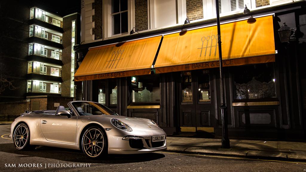 991 911 Cabriolet
