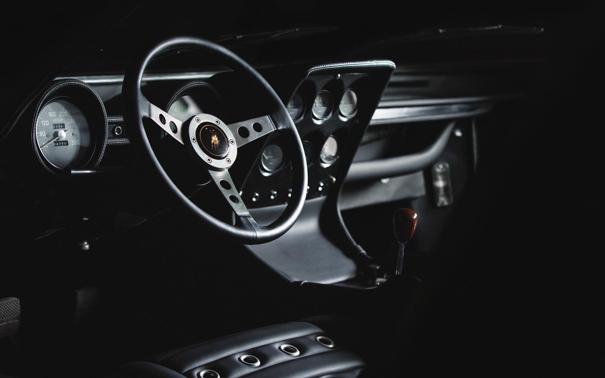 Lamborghini Miura 4