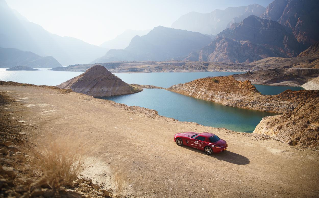Mercedes AMG SLS Oman