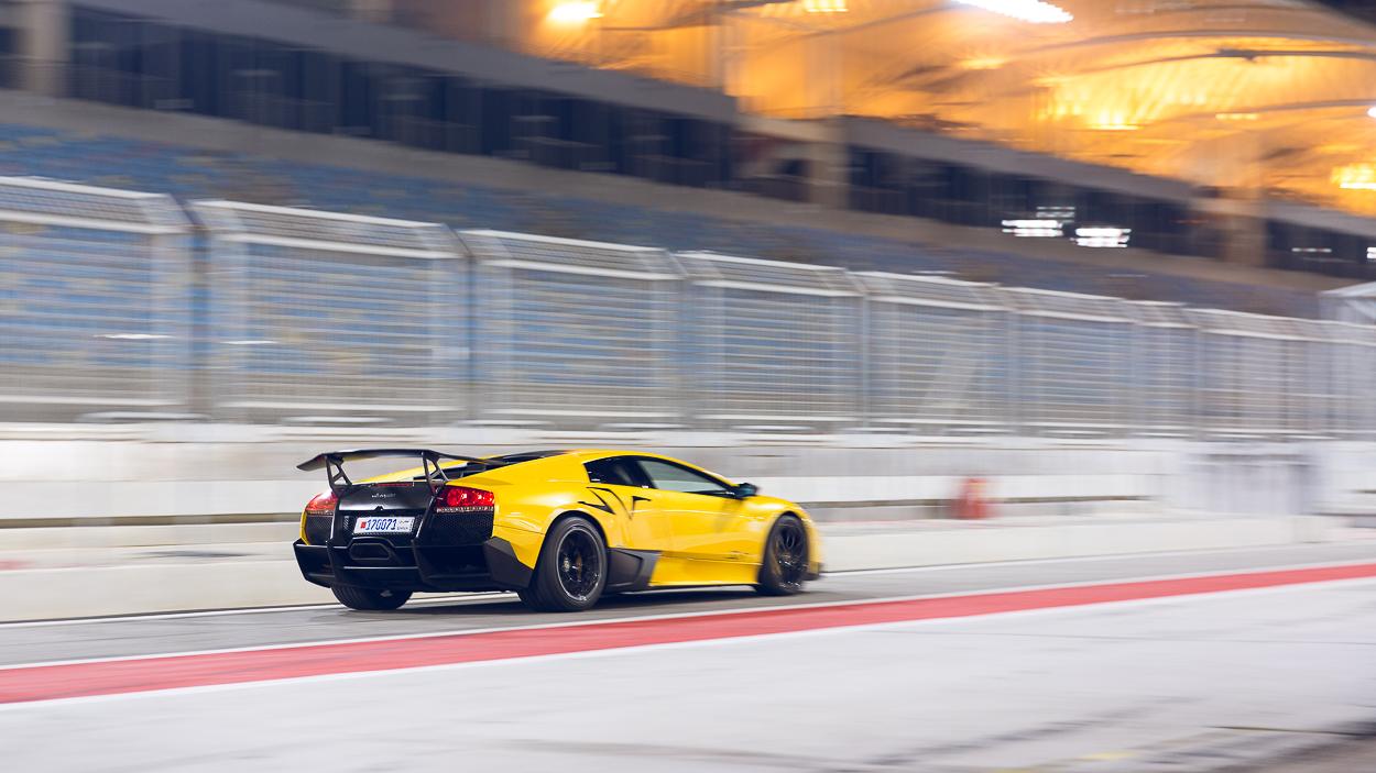 Lamborghini Murcielago LP670 SV