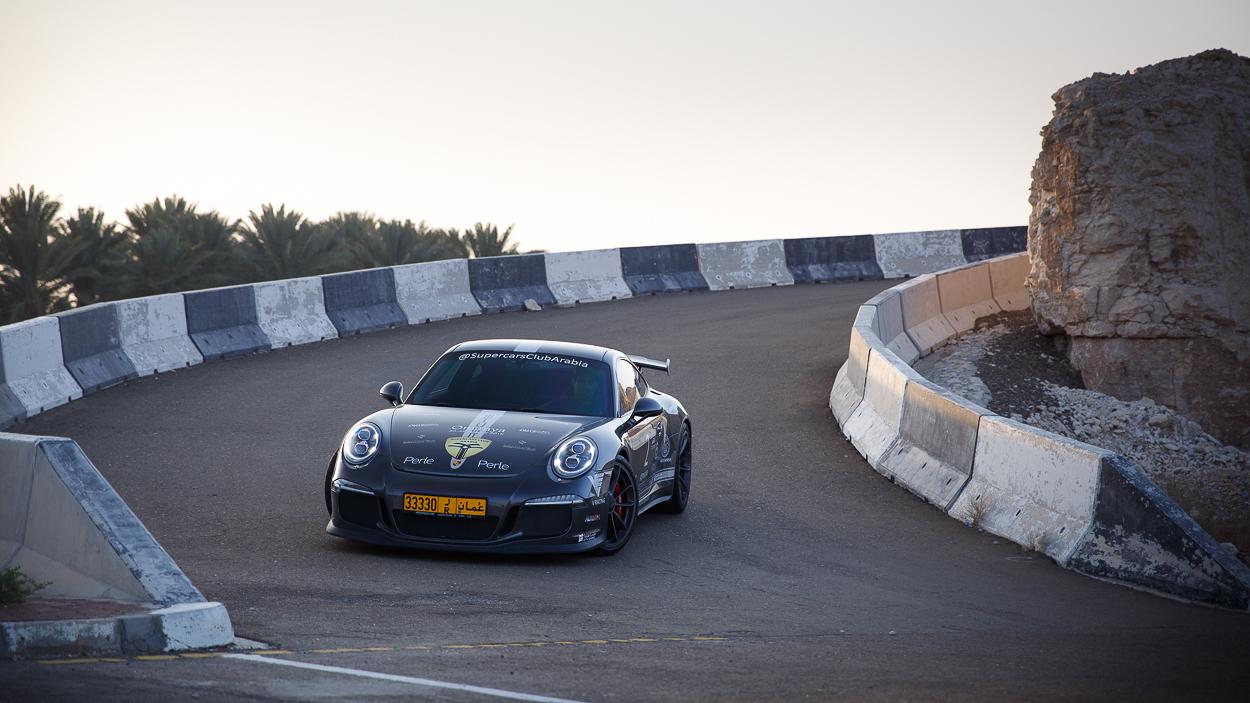 Porsche 911 991 GT3