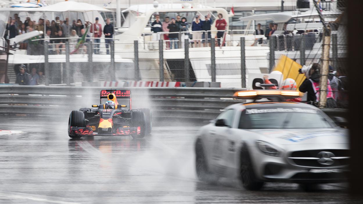 Formula 1 Monaco Daniel Ricciardo