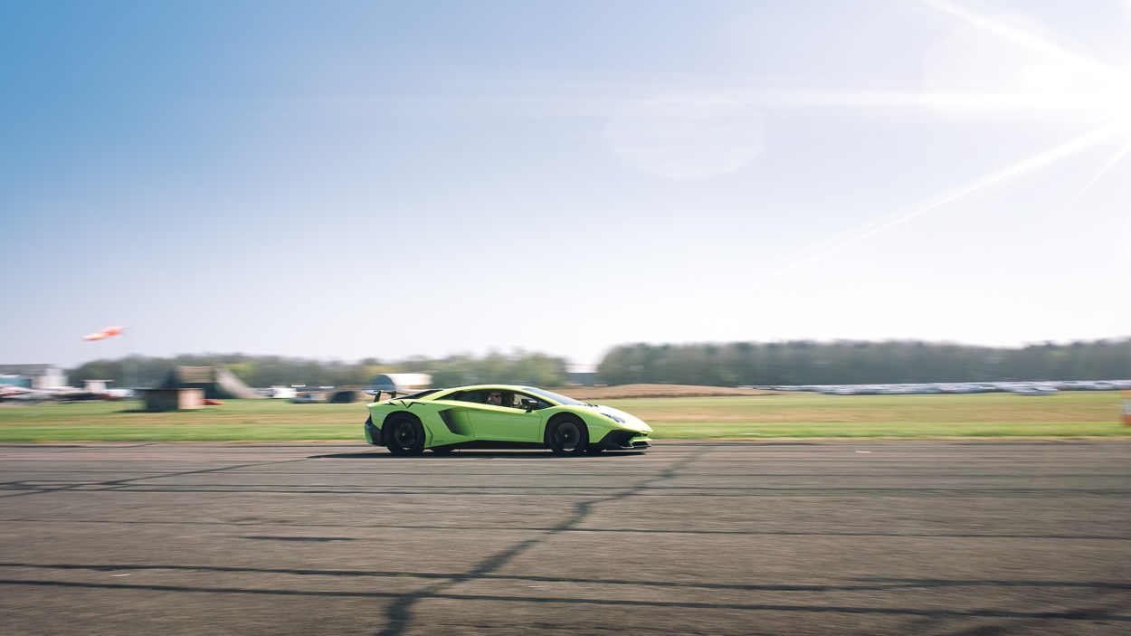 SCD Secret Meet 2017 Lamborghini Aventador SV